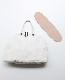 【SALE】 mina perhonen ミナペルホネン bell bag -land puzzle- ベルバッグ ランドパズル (大)