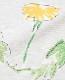 【SALE】 mina perhonen ミナペルホネン dandelion ダンデライオン スタイ (baby)
