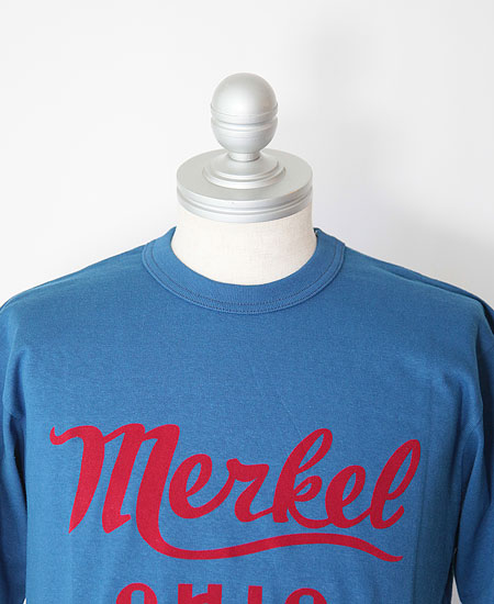 "FREEWHEELERS フリーホイーラーズ HOME OF U.S. "" Merkel "" (DUSKY BLUE)"