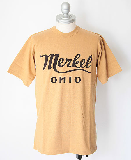 "FREEWHEELERS フリーホイーラーズ HOME OF U.S. "" Merkel "" (DARK CAMEL)"