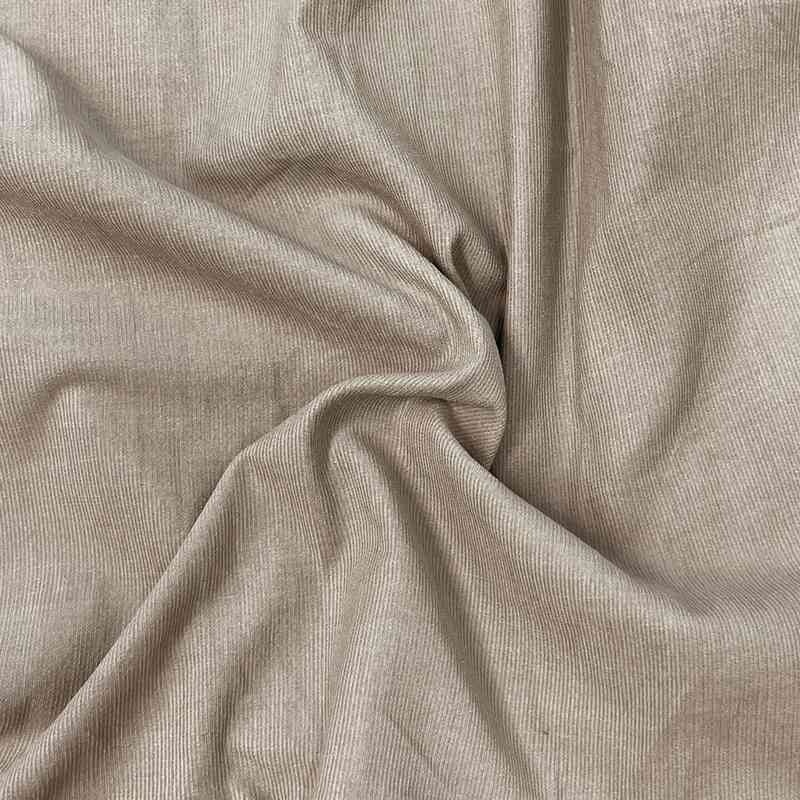 コーデュロイペプラムロングスカート