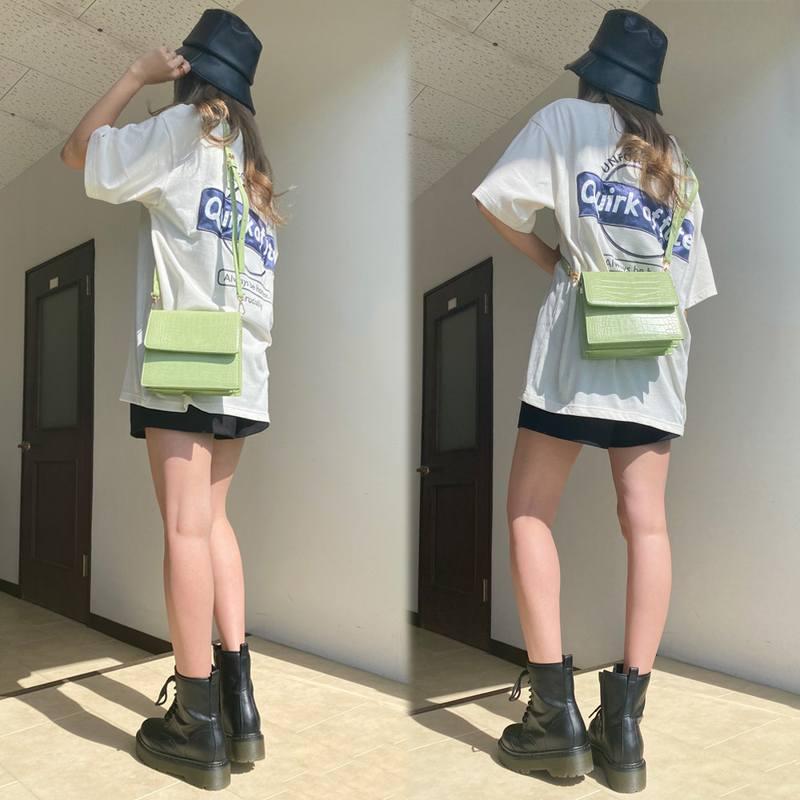 [SALE]フラップミニ2WAYバッグ