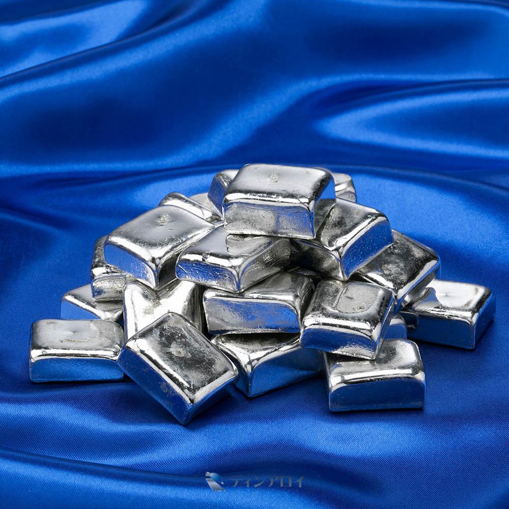 錫チップ(PGT錫 純度:99.997%up)  お得パック3kg