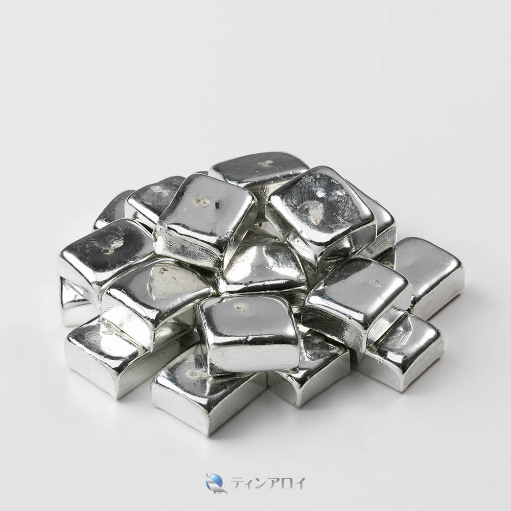 錫チップ(錫 純度:99.9%)  お得パック3kg