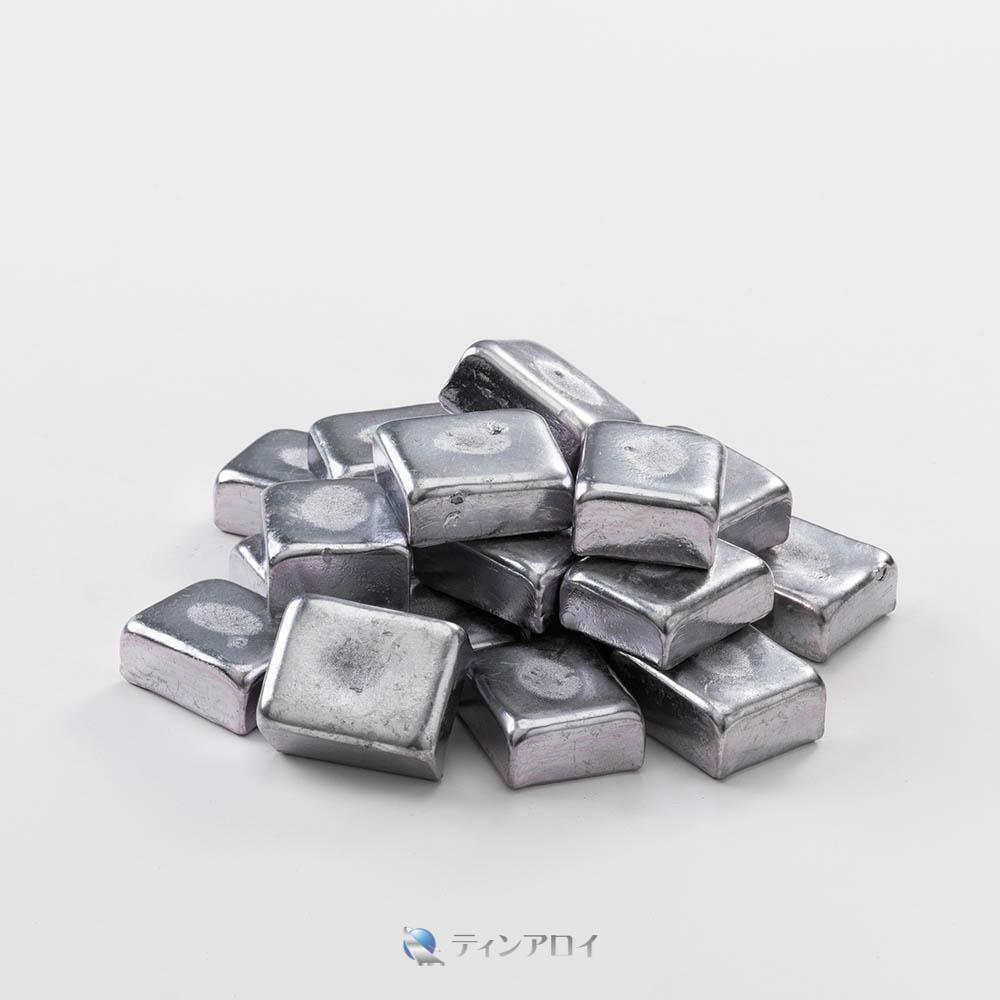 ホワイトメタルチップ(8種) 1kg