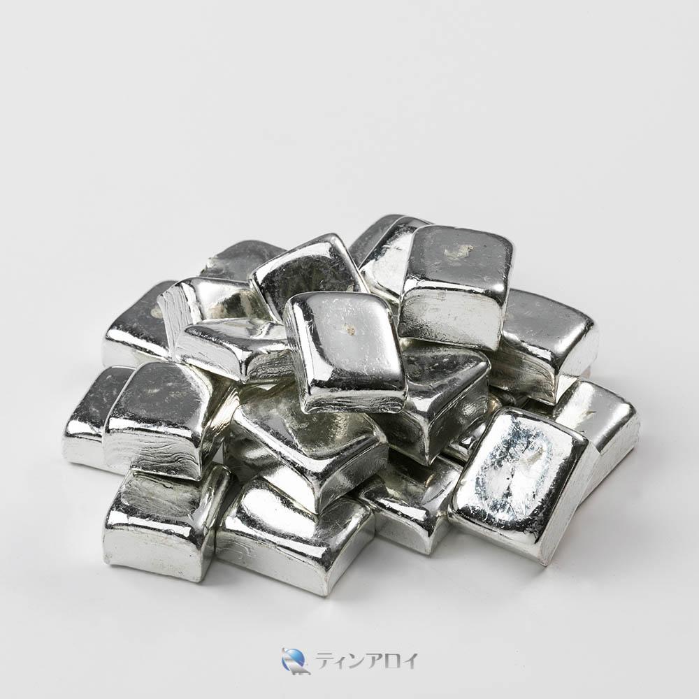錫チップ(錫 純度:99.99%)  お得パック3kg