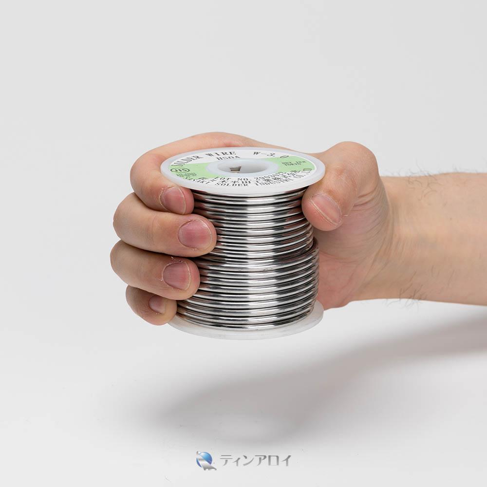 ハンダ線コイル巻き(Sn60Pb40/錫60鉛40)3.0φ 1kg