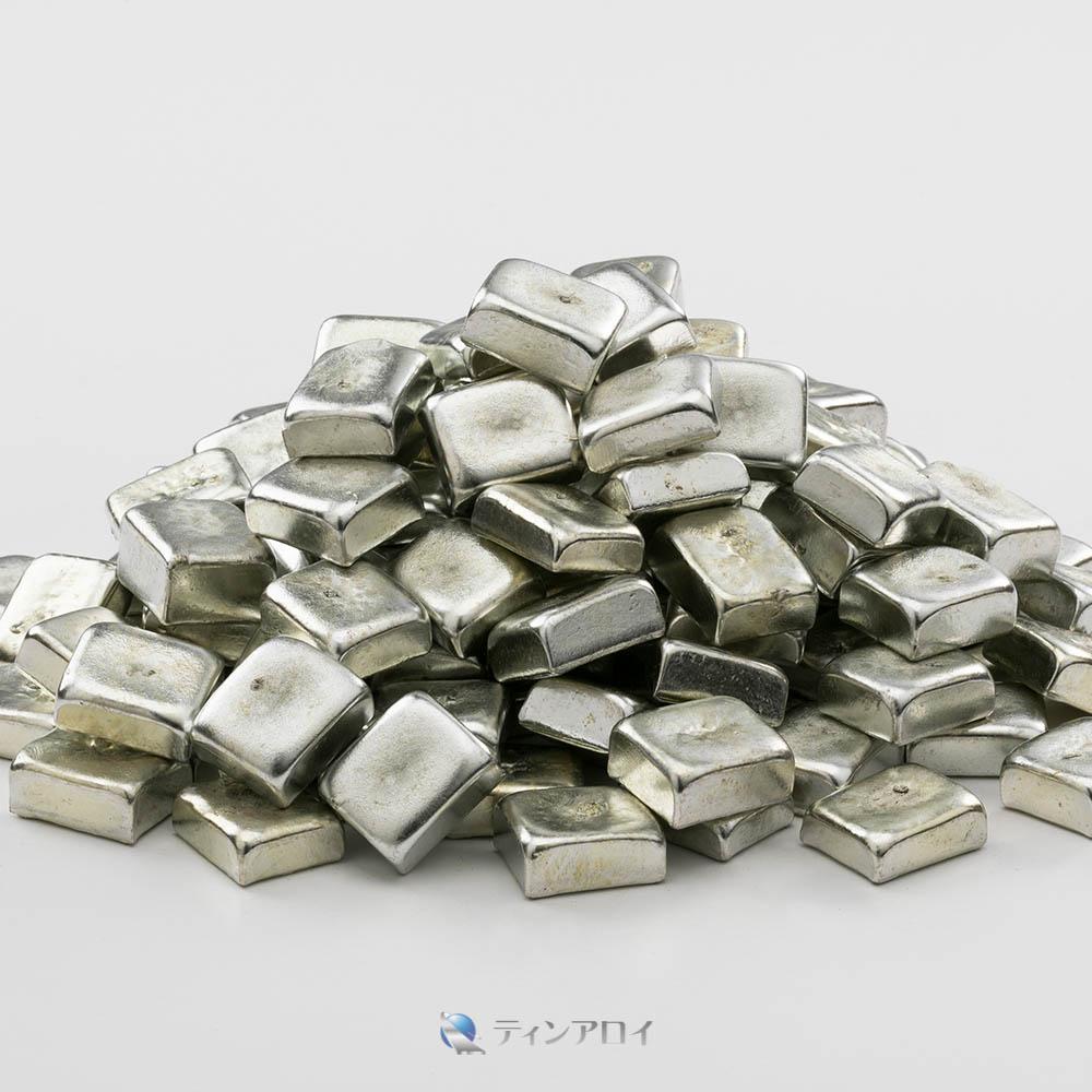 ホワイトメタル2種チップ お得パック5kg