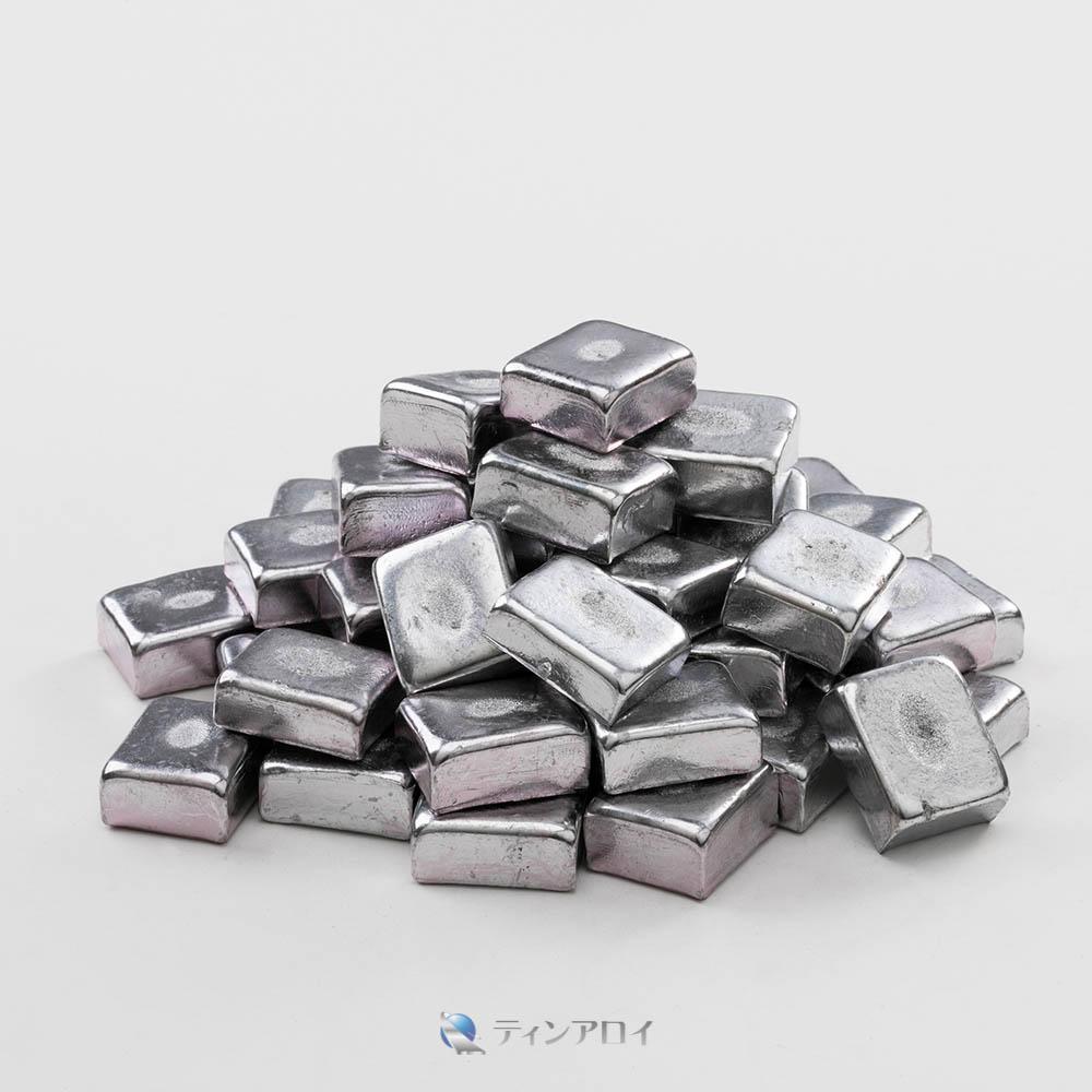 ホワイトメタル7種チップ お得パック3kg