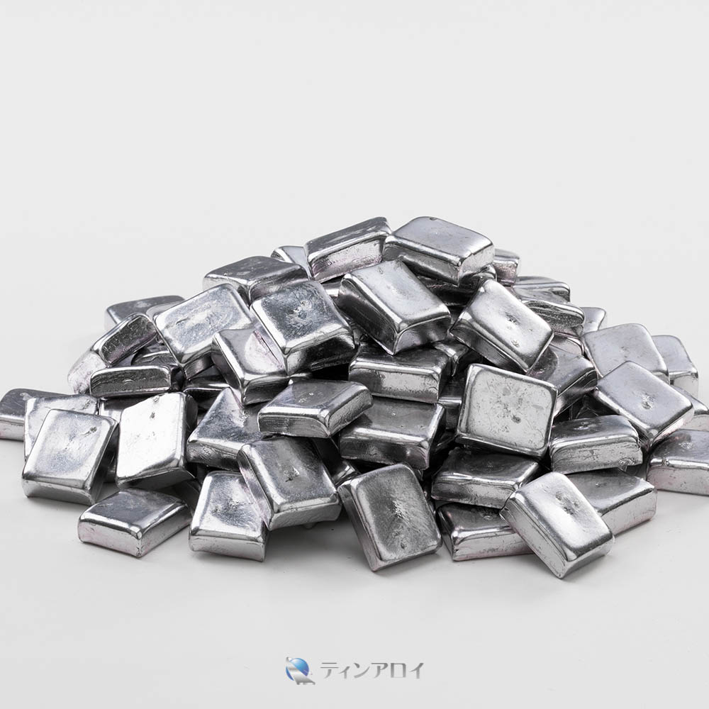 ホワイトメタル9種チップ お得パック5kg
