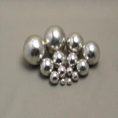 ハンダボール 鉛フリー(Sn96.5Ag3.5/錫96.5銀3.5) 50φ 1kg