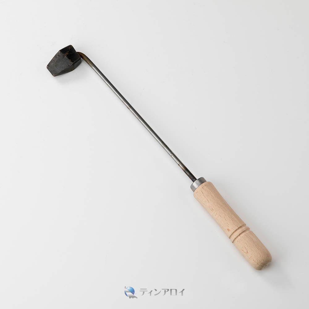 銅こて(オノ型)100g