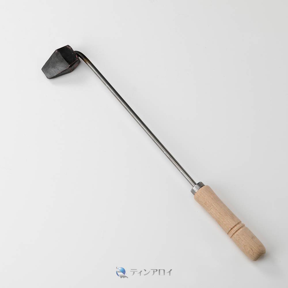 銅こて(オノ型)200g
