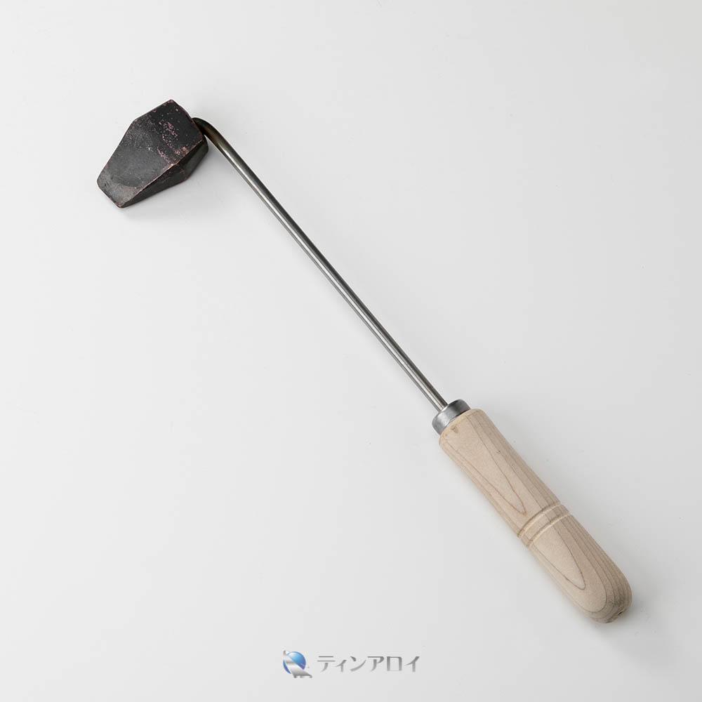 銅こて(オノ型)300g