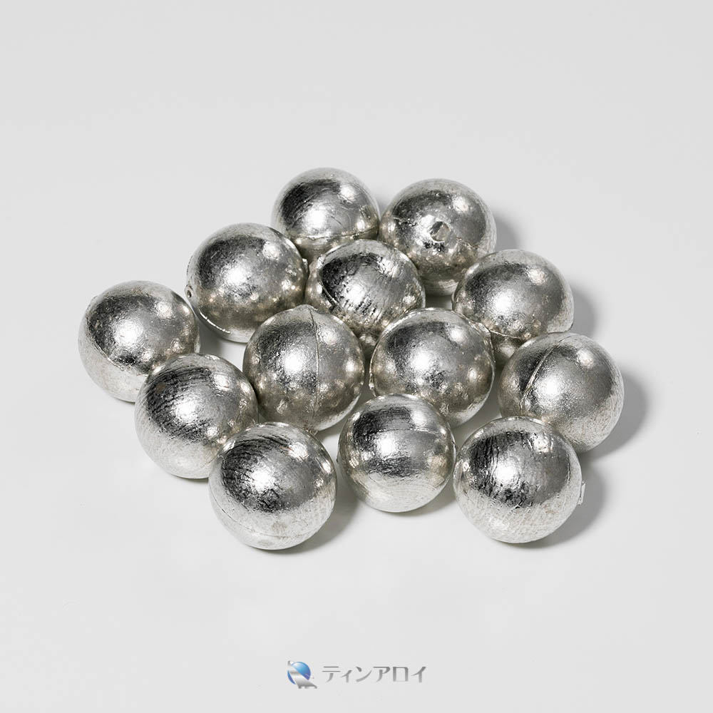錫ボール(純度:99.99%) 27φ 1kg