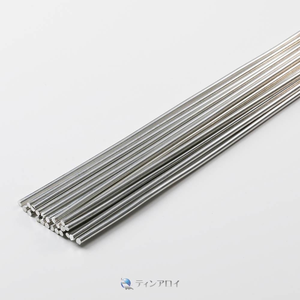 ハンダ線 鉛フリー(Sn99.3Cu0.7/錫99.3銅0.7) 4.0φ×500mm 1kg