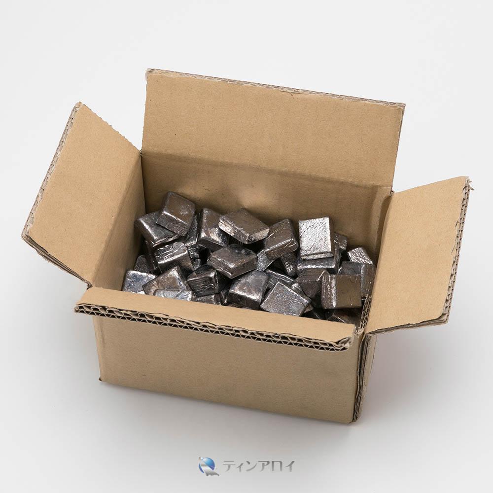 鉛チップ(純度:99.99%) お得パック5kg