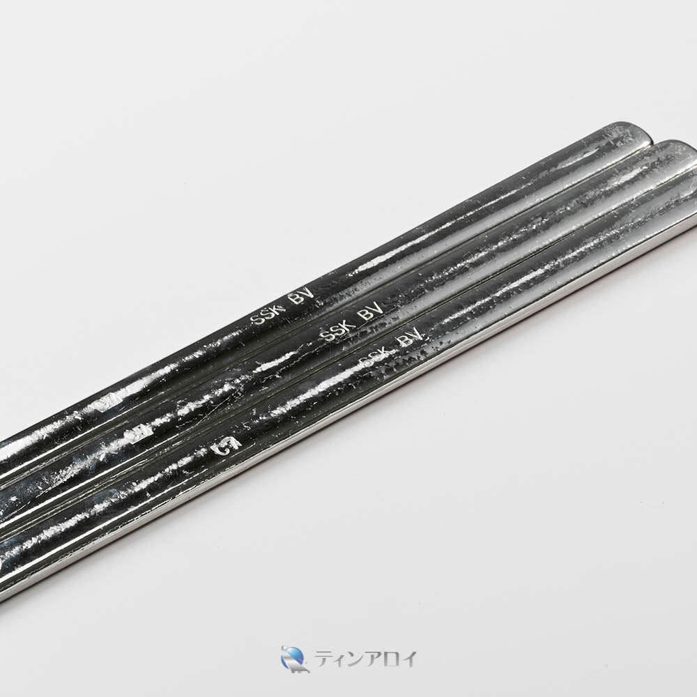 ハンダ棒 鉛フリー(Sn99.3Cu0.7/錫99.3銅0.7) 1kg