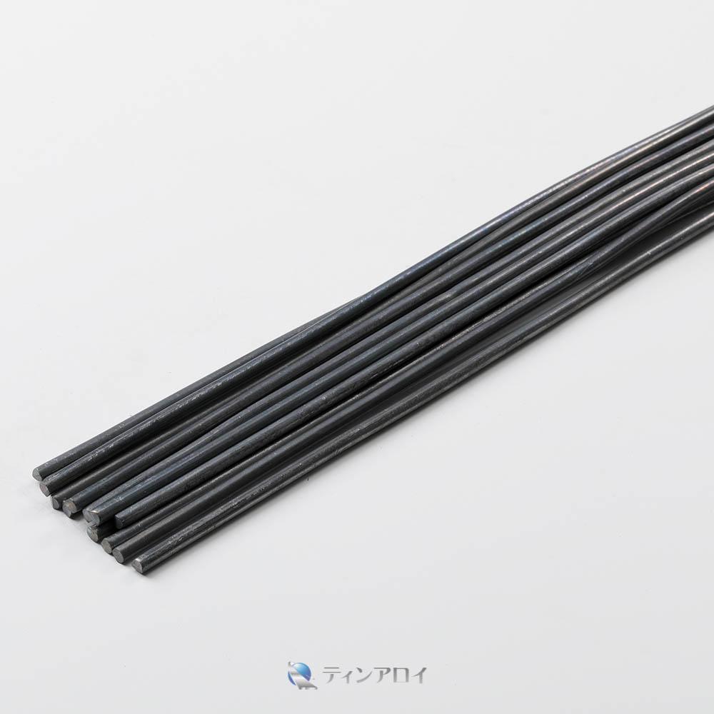 鉛線(純度:99.99%) 4.0φ×500mm 1kg