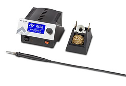 プロ仕様はんだごて i-CON1V/i-tool セット(ドイツERSA社製)