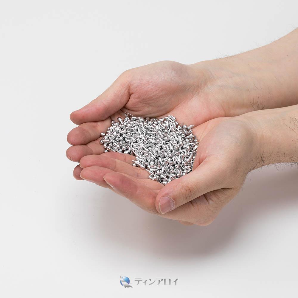 ハンダショット(Sn60Pb40/錫60鉛40) 1kg