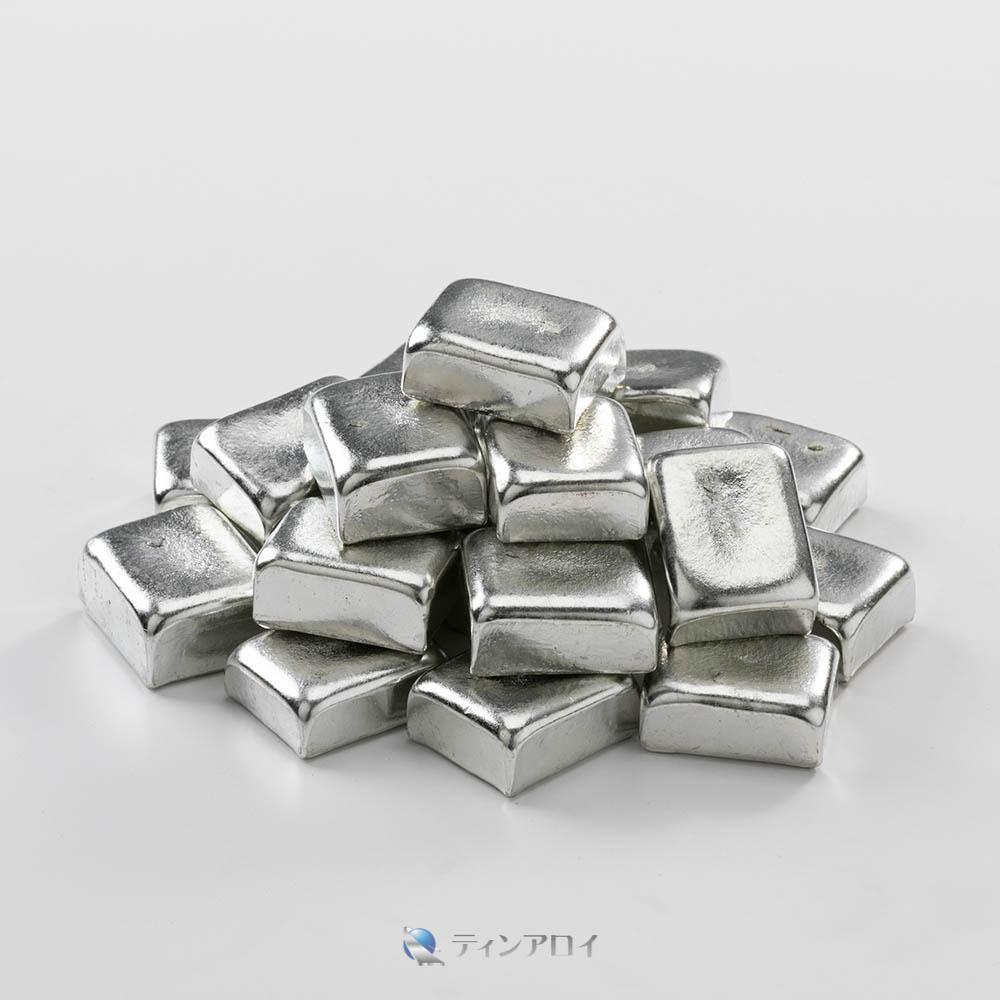 ホワイトメタルチップ(1種) 1kg
