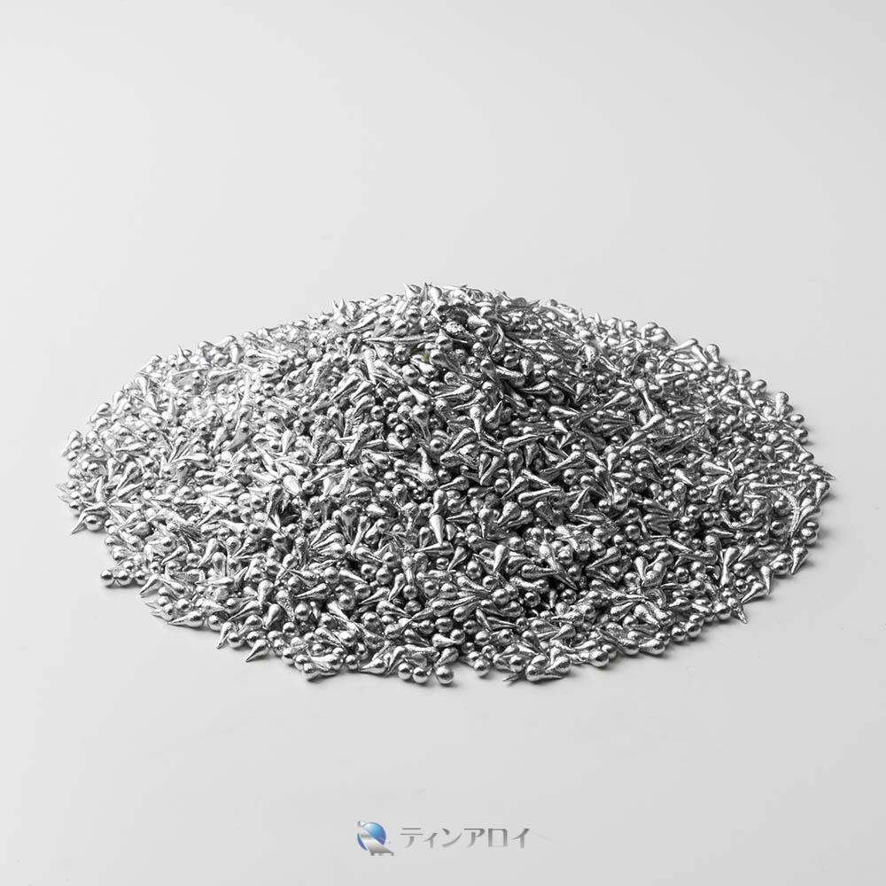 ハンダショット(Sn63Pb37/錫63鉛37) 1kg