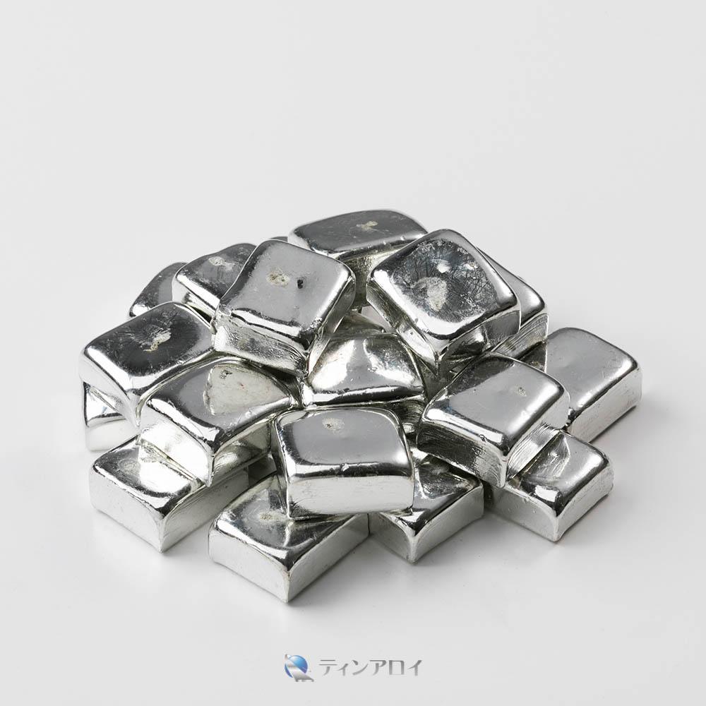 錫チップ(錫 純度:99.9%)  お得パック5kg