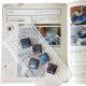 「遊べる鉱物図鑑」とビスマスチップ200gセット