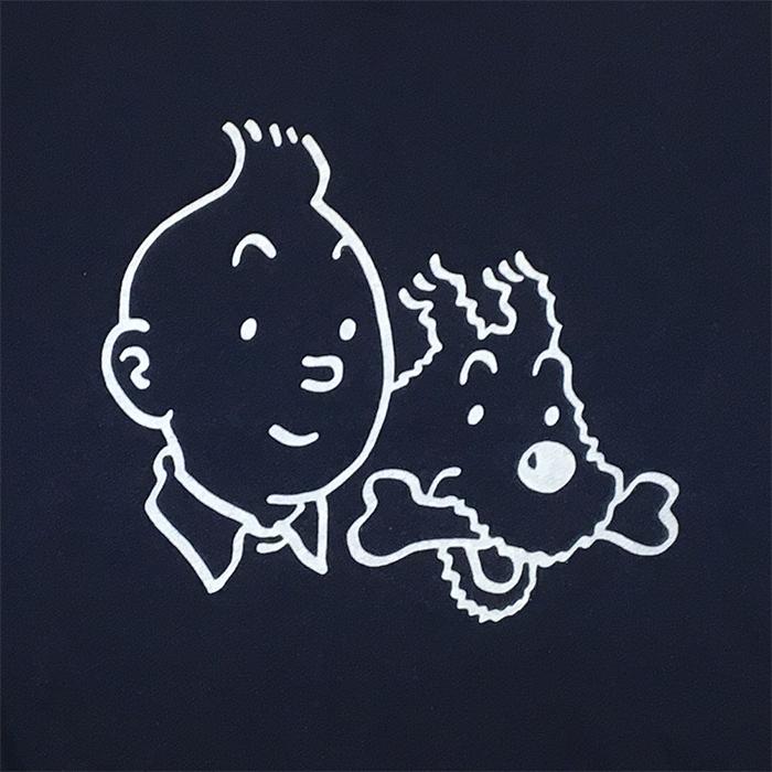 スウェットシャツ/フェイス/ネイビー/S-XL
