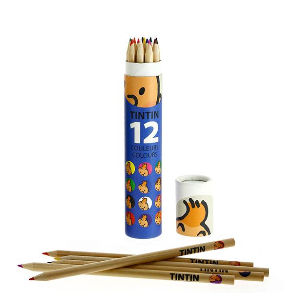 色鉛筆セット/ブルーボックス