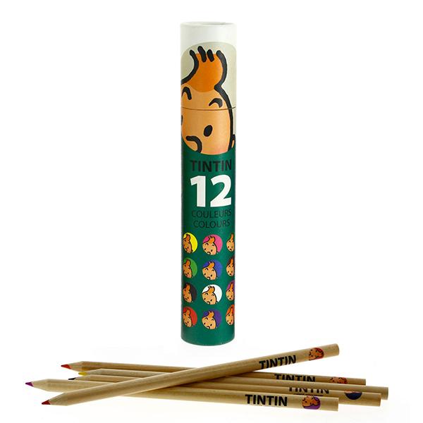 色鉛筆セット/グリーンボックス