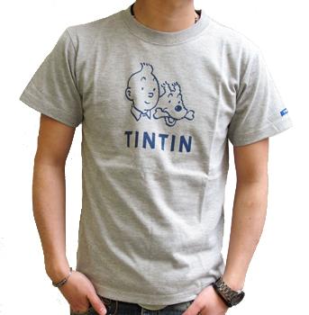 ベーシックTシャツ/フェイス/Dグレー / XS-XL