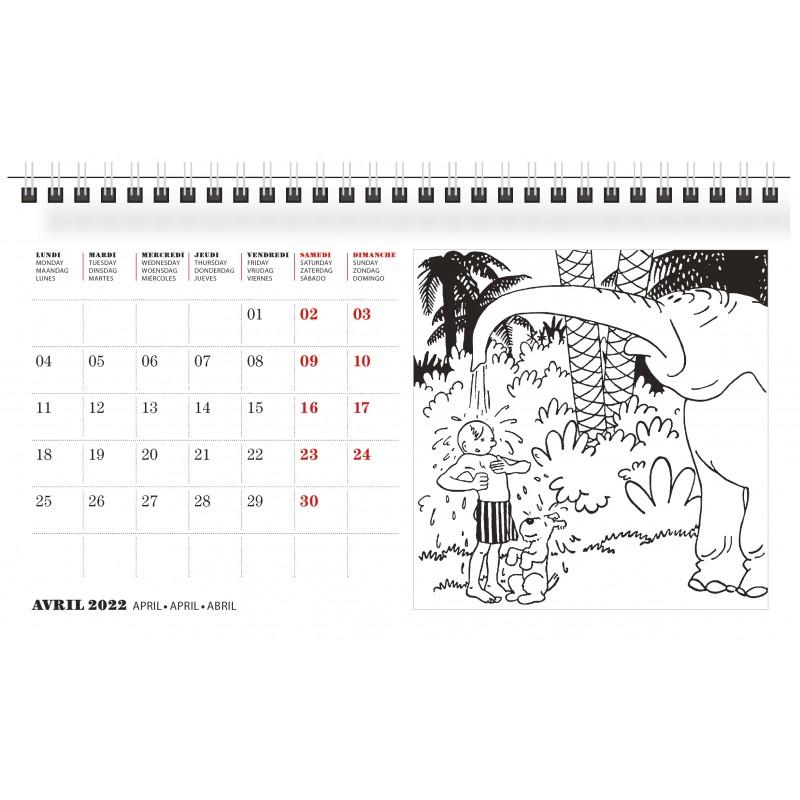 【予約受付中!】デスクカレンダー/2022