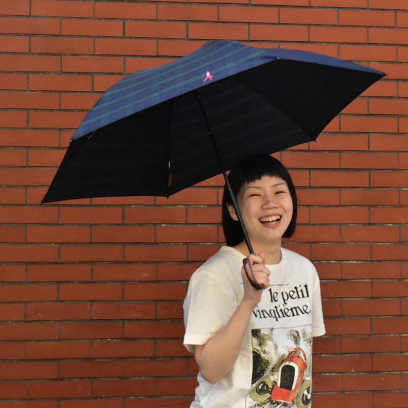 晴雨兼用折傘C/U-23ロケット