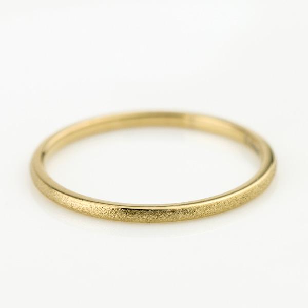 リング サージカル ステンレス スチール(316L) シンプル マット レディース 指輪 ジュエリー 通販 ギフト 絆 プレゼント 贈り物にもお薦め jbcj 3号 5号 7号 9号 11号 13号  金属アレルギーにも強いサージカルステンレス