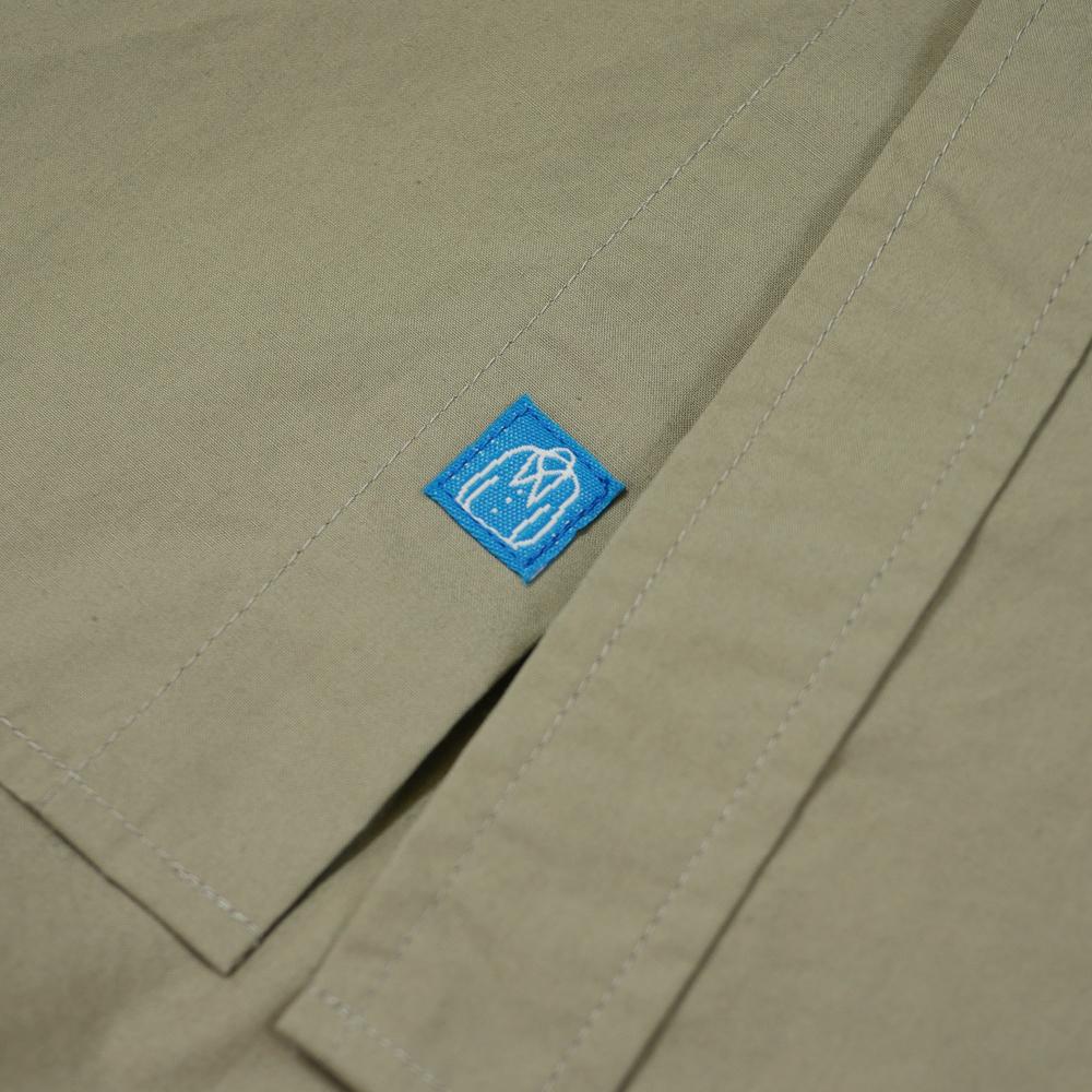 スタンドカラーシャツ KATO`
