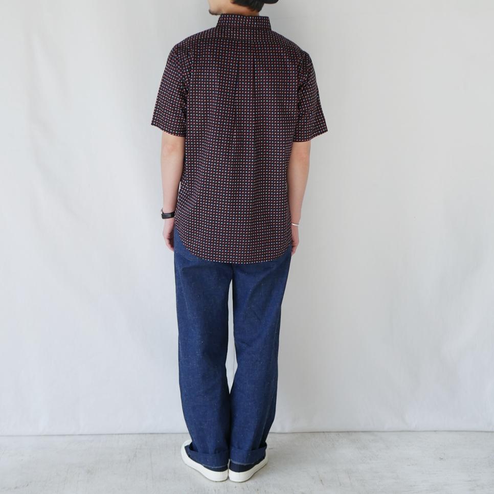 【通常価格¥14,300】ペルヴィアンピマBDシャツ - KATO`