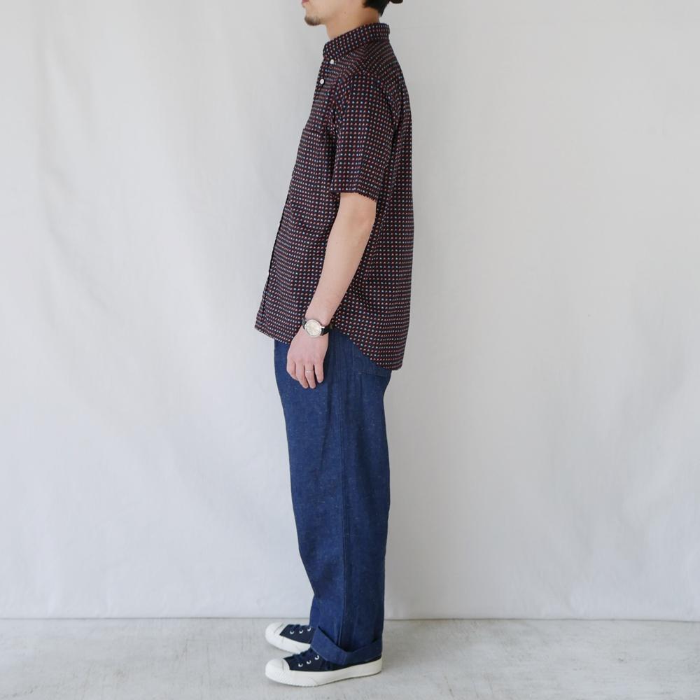 ペルヴィアンピマBDシャツ - KATO`