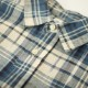 インドマドラスレギュラーカラーS/Sシャツ - KATO`