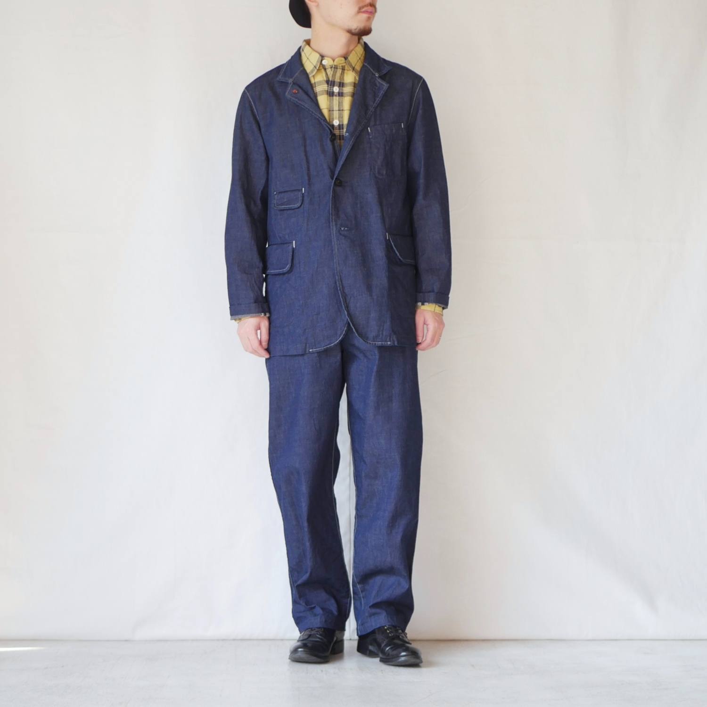 デニムワークジャケット KATO`