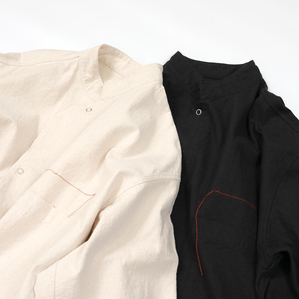 ミリタリースリーピングシャツ - KATO`