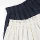 スカラップ刺繍スカート- GRANDMA MAMA DAUGHTER