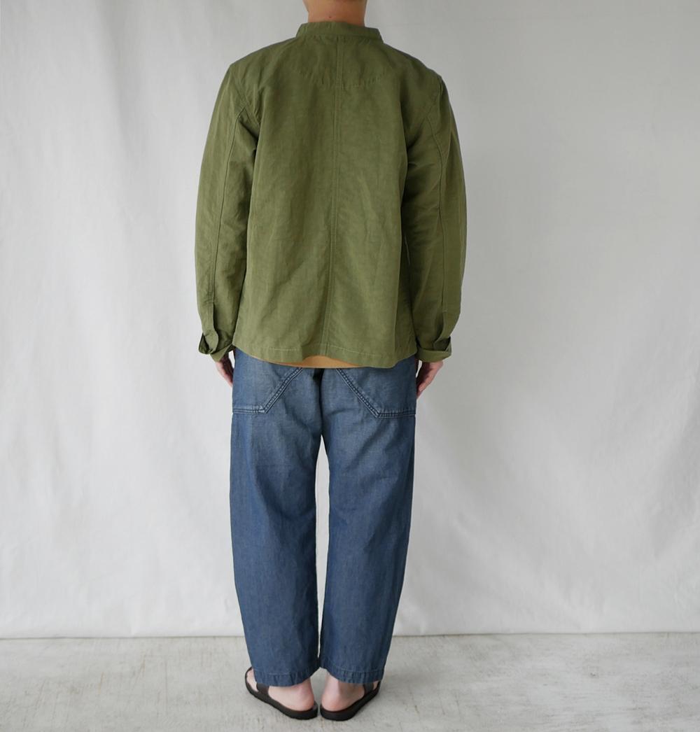 サイドシームレスベイカーパンツ - KATO`