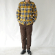 キモウチェックワークシャツ - KATO`
