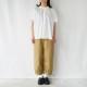 【通常価格¥18,700】ローンH/Sシャーリングフリルシャツ - GRANDMA MAMA DAUGHTER