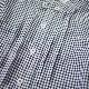 【通常価格¥29,700】ギンガムダブルネック半袖ワンピース - GRANDMA MAMA DAUGHTER