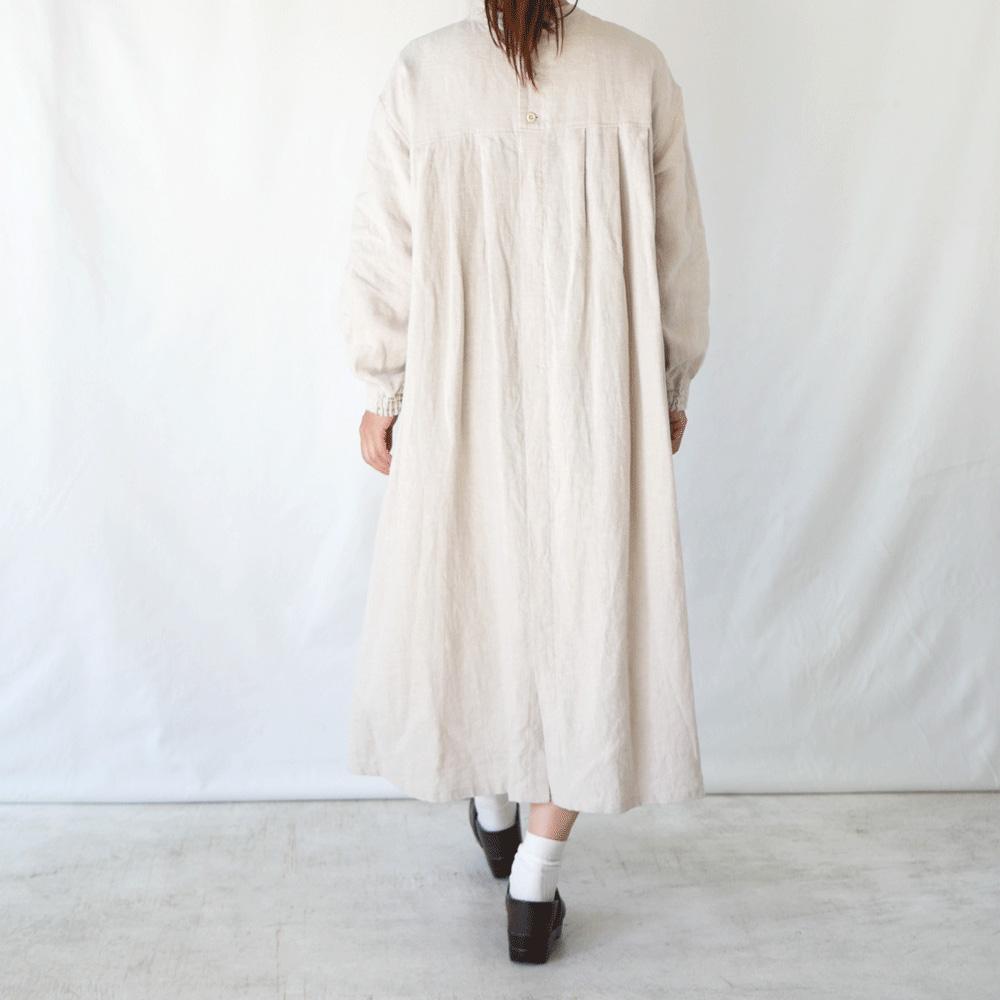 リネンキモウサージカルドレス - GRANDMA MAMA DAUGHTER