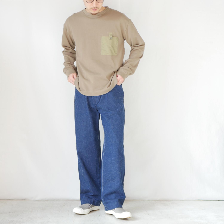 【通常価格¥9,900】ポケットロンTEE  KATO` BASIC