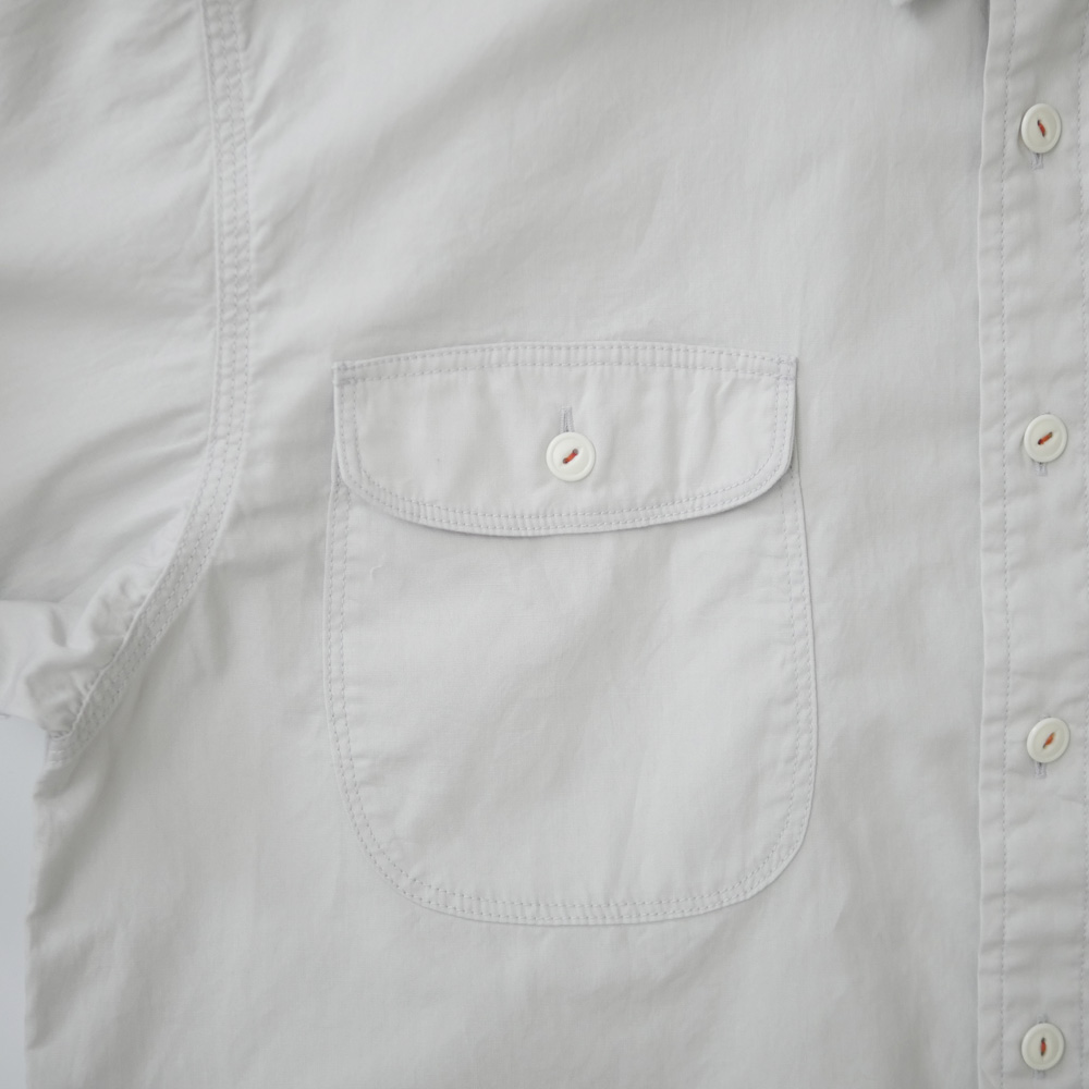 ブロード3ボンバリワークシャツ KATO`BASIC